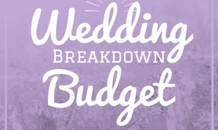 Start With Your Wedding Budget