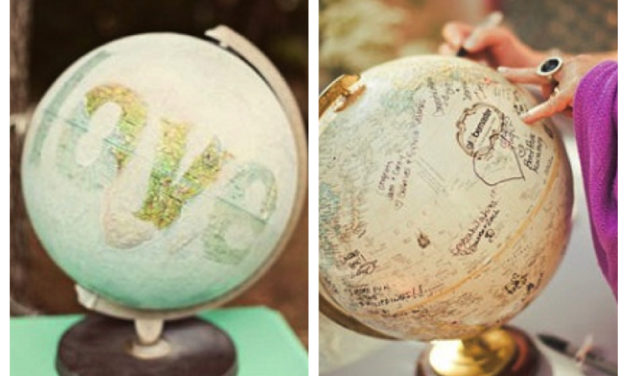 Creative Guestbook Ideas for Your Wedding