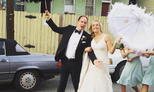 WedTexts: Allie and Jon's Wedding