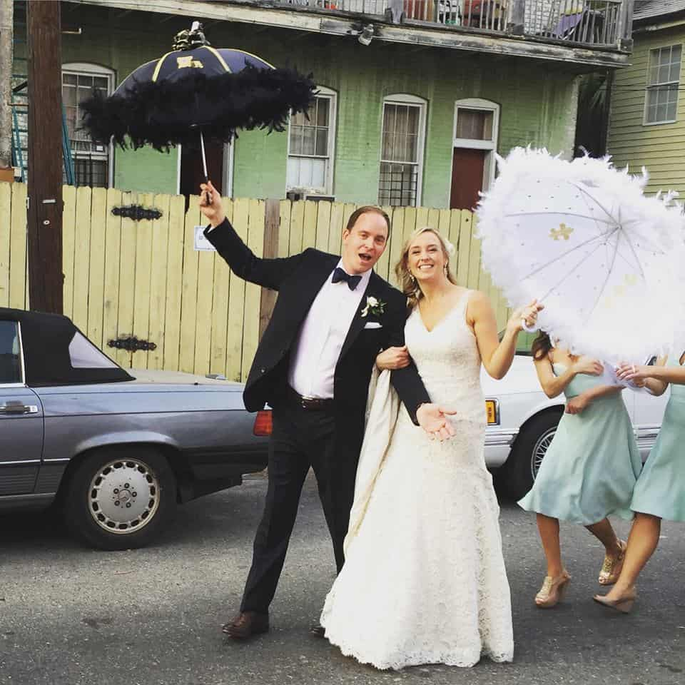 """WedTexts: Allie and Jon's Wedding<span class=""""wtr-time-wrap block after-title""""><span class=""""wtr-time-number"""">1</span> min read</span>"""