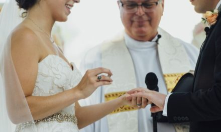 Things to consider when choosing your wedding officiant