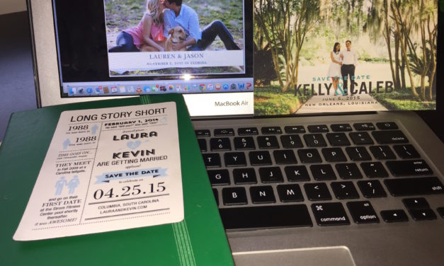 3 Popular Types of Save the Dates