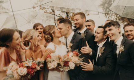 A Perfectly Eco-Friendly Wedding for a Socially Conscious Couple