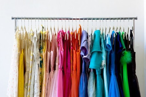 rainbow dresses
