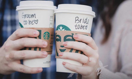 """Have You Tried The """"Starbucks Method"""" to Wedding Planning?"""