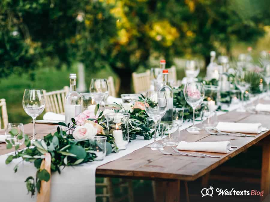 """How To Rock A Backyard Reception During COVID-19<span class=""""wtr-time-wrap block after-title""""><span class=""""wtr-time-number"""">4</span> min read</span>"""
