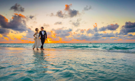 How To Have a Beach Wedding Without Leaving Home