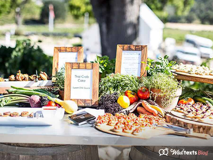 """Serving Food at Your Wedding Reception? This Guide's for you<span class=""""wtr-time-wrap block after-title""""><span class=""""wtr-time-number"""">7</span> min read</span>"""