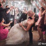 7 Ways to Exit Your Wedding Reception