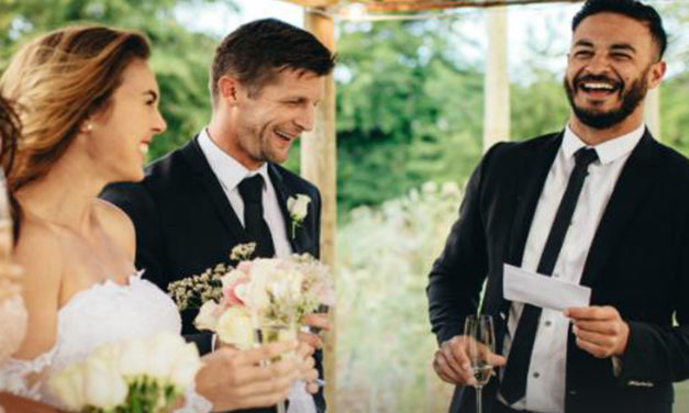 5 Tips For Epic Wedding Speeches