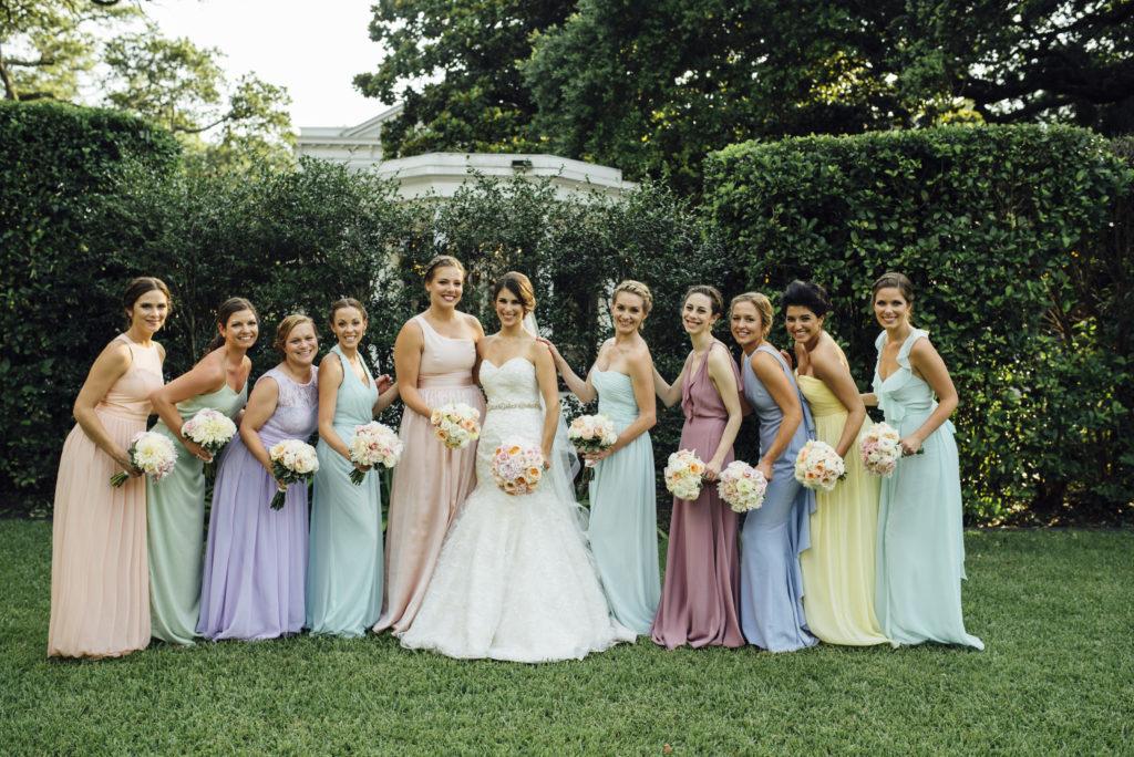 Bridesmaids Communication - Wedding Party Communication