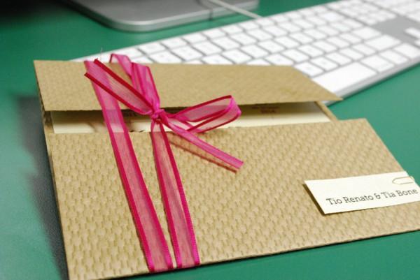 Paper Invitation